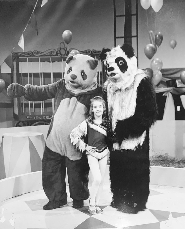 The Mister Rogers Neighborhood Archive Blog All Things Mister Rogers Bob Brubach The First Black White Panda