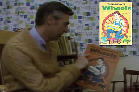 Episode 1461 - The Mister Rogers' Neighborhood Archive