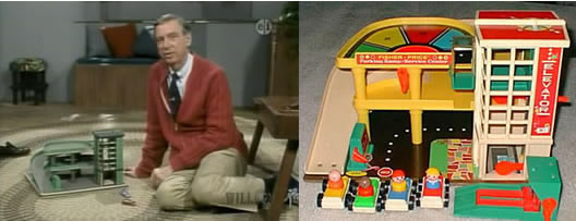 Episode 1656 The Mister Rogers Neighborhood Archive
