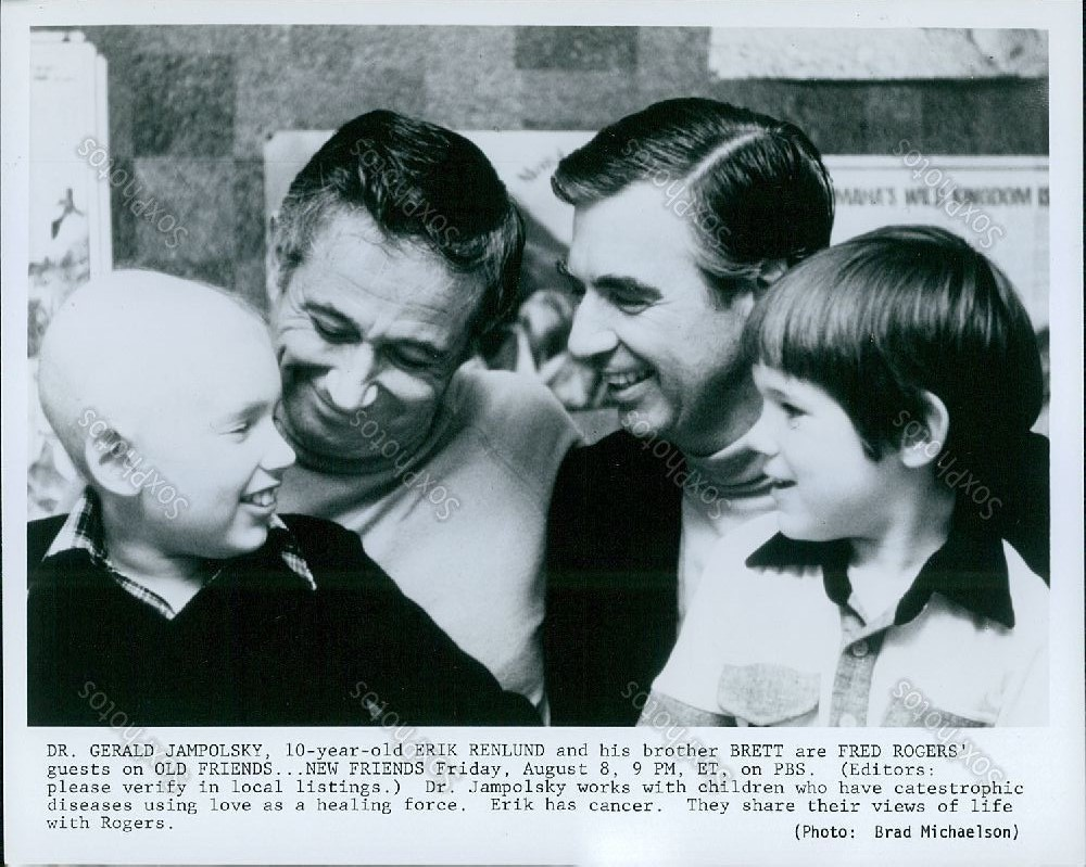 Old Friends New Friends The Mister Rogers Neighborhood Archive